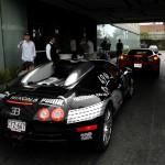 Veyron + Scuderia