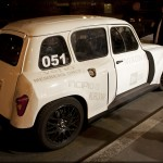 Renault 4L3000 (Base Clio V6) @Gumball3000