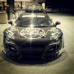 Rally R8 #fastcar #sexy