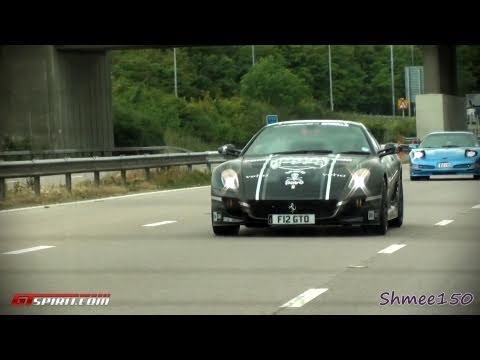 Gumball 3000 2011 Leg 1: London to Paris Part 2