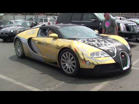Gumball 3000 Rally 2009 LA launch Part 1 of 4