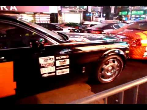 Gumball 3000 2012 3x  Rolls Royce