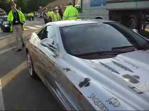 Gumball 3000 2007 – Germany – Airport Frankfurt-Hahn