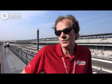 Gumball 2012 Part 18. Indianapolis Interview with Arie Luyendijk