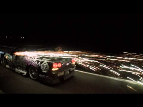 Gumball 3000 'Coast to Coast' Movie Trailer: Fireworks