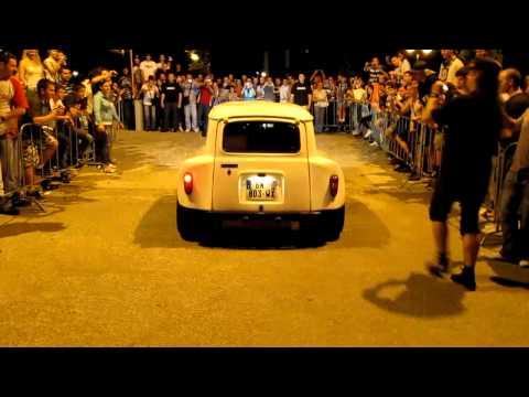Gumball 3000 2011 Belgrade Renault 4L!!!