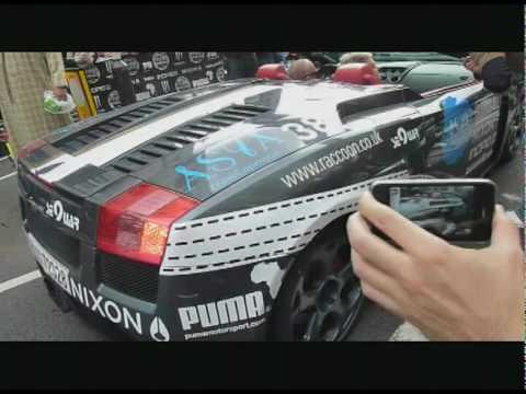 3/5 Gumball 3000 – Start London 2010 BETTER QUALITY