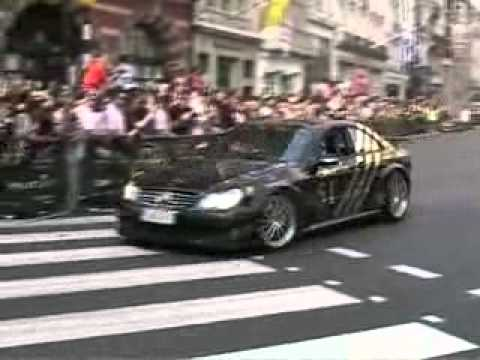 Gumball 3000, 2007 Start From The Perfect Spot