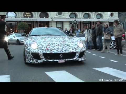 Gumball 3000 2012 Police chase. 421 Mio doller crash