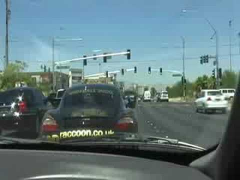 2008 Gumball 3000 – Vegas to Hard Rock