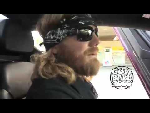'3000 Miles' – Ryan Dunn 'Pulled over!'