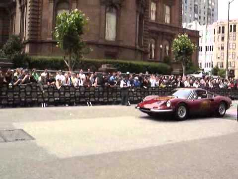 Gumball 3000 – 2008 San Francisco (Part 1)