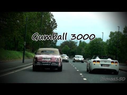 Shmee150's Gumball 3000 2011 Teaser