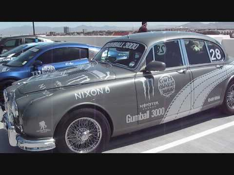 Team USA Gumball 3000 2009 Part 1 – LA to Hoover Dam