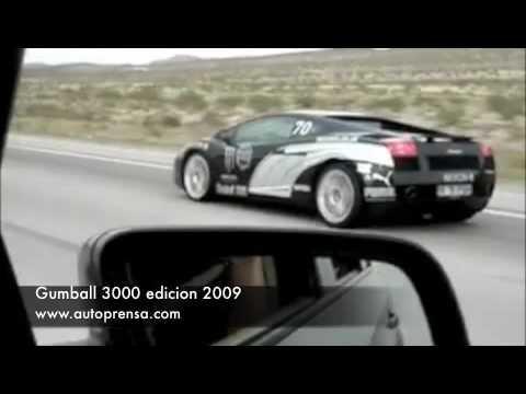 Gumball 3000 2009
