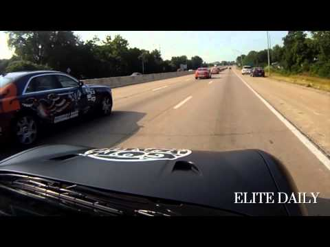 The 2012 GUMBALL 3000 Experience