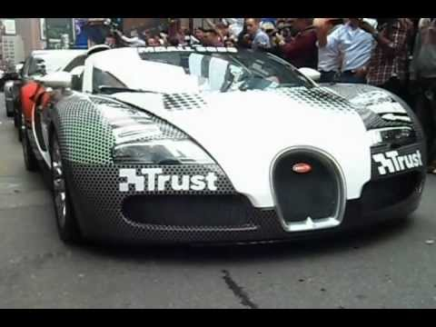Gumball 3000 2012 ll Leaving New York Loud Sounds