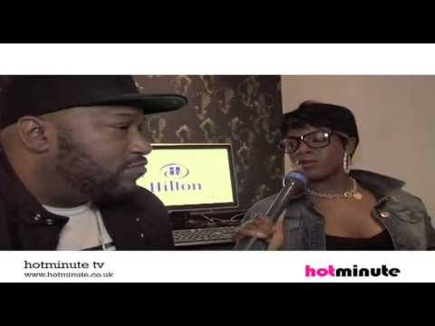 Bun B talks GUMBALL 3000 with Jahreen The Dream