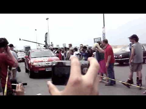 Gumball 3000 Rally 2009 LA launch Part 3 of 4