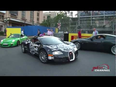Gumball 3000 Part 1 : Veyron, One 77, LP 670 SV, 599 GTO…