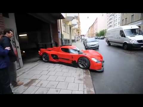 Rebellion R1k by Team Betsafe's Jon Olsson