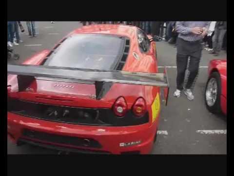 Ferrari Gumball 3000 – 2010