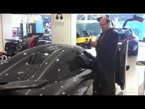 Bob Forstner.  Koenigsegg CCX R.