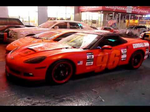Gumball 3000 2012 ll Lamborghini,SLS,Aston Martin,Corvette