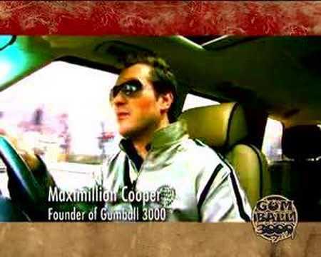 Gumball 3000 Rally '07
