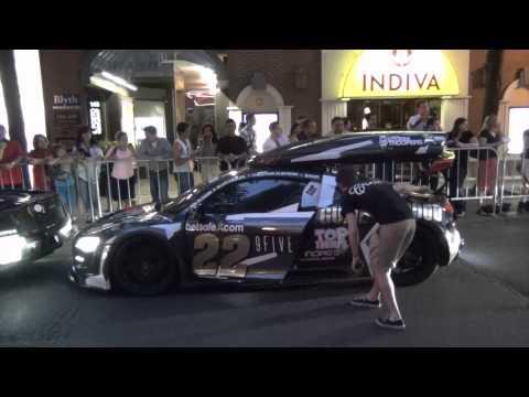 2012 Gumball 3000 Toronto! Part 1