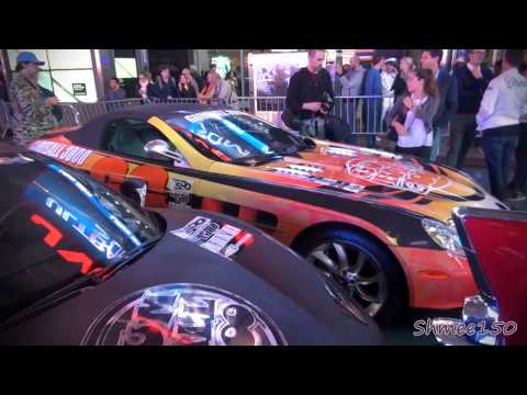 Gumball 3000 2012 New York Grid Tour