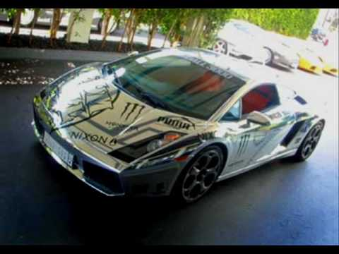 2009 Gumball 3000 Launches from L.A.