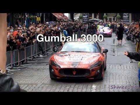 Shmee150's Gumball 3000 2012 Teaser