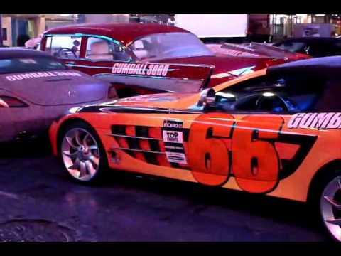 Gumball 3000 2012 ll SLR Mclaren
