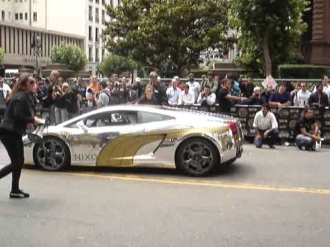 Gumball 3000 – 2008 San Francisco (Start of the Race)