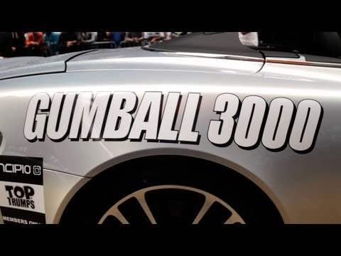 Gumball 3000 X Team Karmaloop:  Fat Jew vs. Gumball 3000 Finish Party