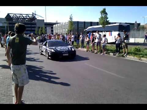 Gumball 3000 Venezia Italia 2011 part 2