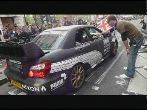 4/5 Gumball 3000 – Start London 2010 BETTER QUALITY