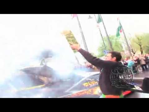 '3000 Miles' – Dan Joyce 'Fireworks'