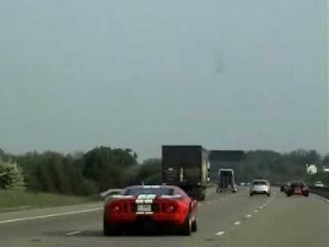 Gumball 3000 2007 C.London to EuroTunnel  3 of 3
