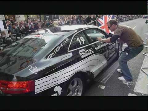 2/5 Gumball 3000 – Start London 2010 BETTER QUALITY