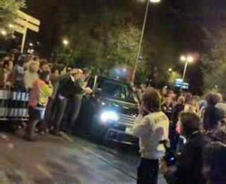 Gumball 3000 – 2007 Amsterdam checkpoint