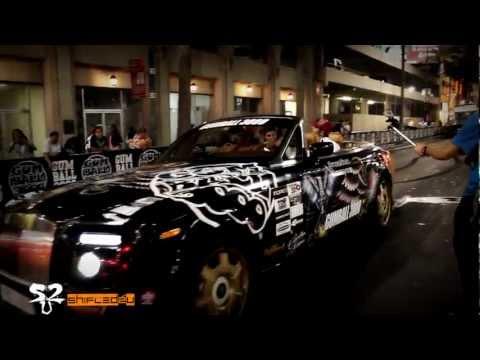 Gumball 3000 Finish line – 2012