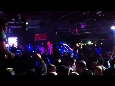 Gumball 3000 in Barcelona: Crazy Guetta party