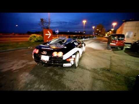 Gumball 3000 – Bugatti Veyron (part 2)