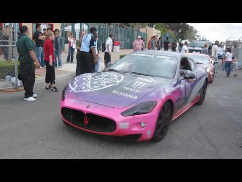 2009 Gumball 3000 Rally at the D1 Gran Prix – Los Angeles – HD