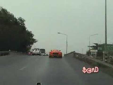 Gumball 3000 Thailand 2006 part1 : arrival