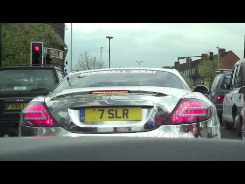 Chasing Gumball 3000 2010 :Fly Bye SLR, Veyron, R8 PPI, SLR,…