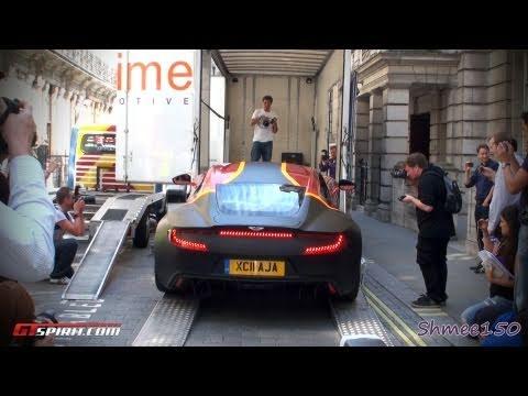 Gumball 3000 2011 Supercar Arrivals