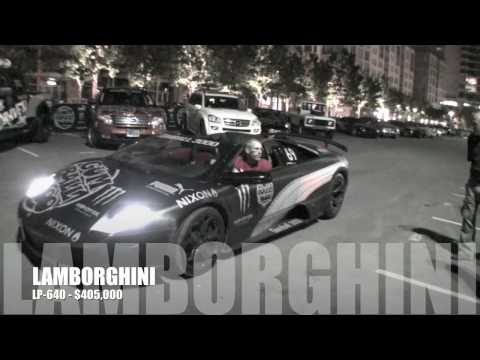 Gumball 3000 Dallas 2009 HD